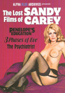 Lost Films Of Sandy Carey, The Porn Video