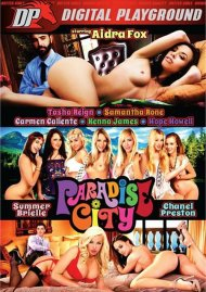 Paradise City DVD Image from Digital Playground.