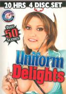 Uniform Delights 4-Disc Set Porn Movie