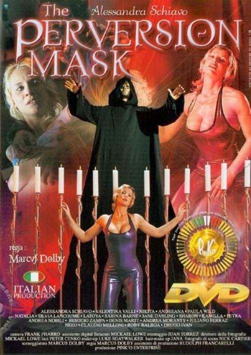 Фильм порно черная маска