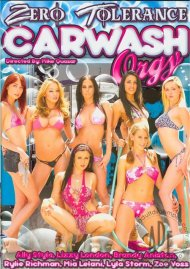 Carwash Orgy Porn Video