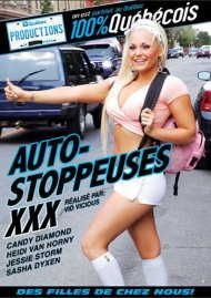 Stream Auto-Stoppeuses XXX HD Porn Video from Quebec Productions!