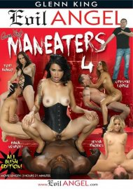 Maneaters 4: All Bush Edition Porn Video