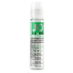 System JO All In One Massage Glide - Cucumber 1oz. Sex Toy