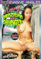 Horny Brazilian Step Daughter Porn Movie