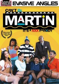Cant Be Martin: Its A XXX Parody Porn Movie