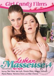 Lesbian Masseuse #4 Porn Movie
