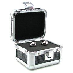 Metal Worx Ben Wa Balls Silver - Small Sex Toy