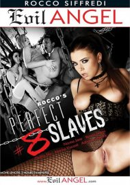 Rocco's Perfect Slaves #8 DVD Image from Evil Angel.