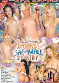 Joey Silveras Big Ass She-Male Road Trip 3 Porn Movie