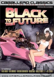 Black to the Future Porn Movie
