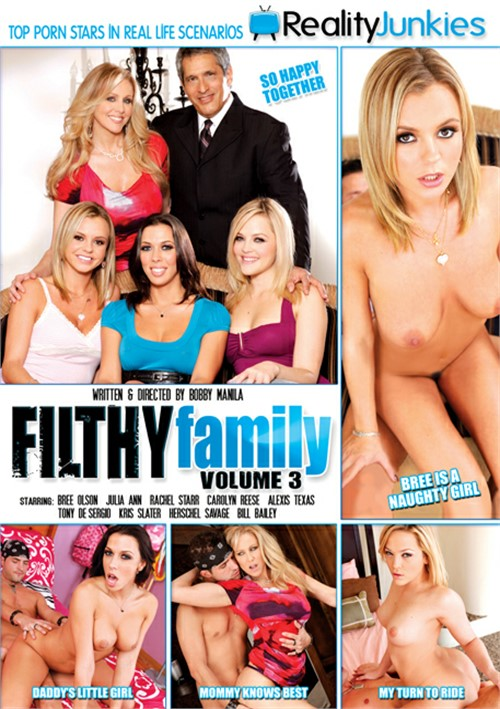 Filthy Family Vol. 3