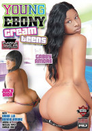 Young Ebony Teen Creams Porn Movie