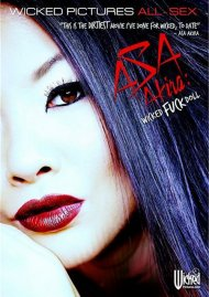 Asa Akira: Wicked Fuck Doll DVD Image from Wicked Pictures.