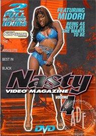 Nasty Video Magazine Vol. 4 Porn Video