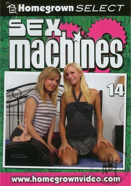Sex Machines 14