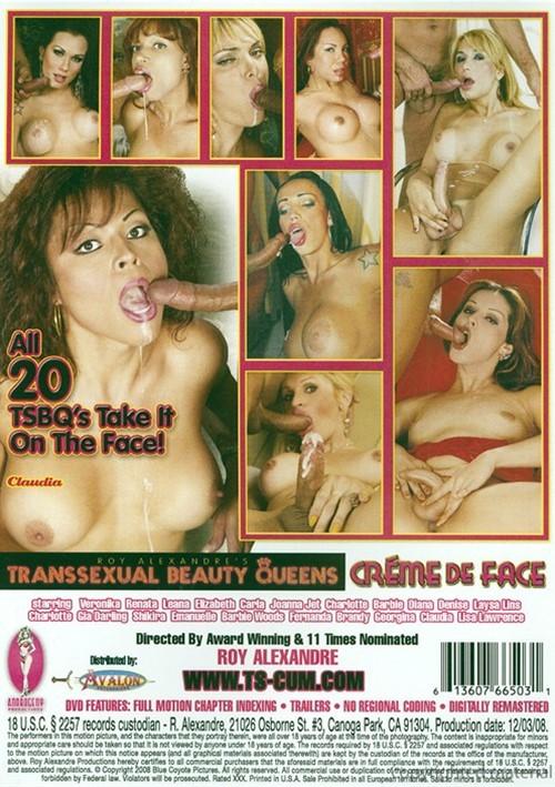 queens dvd 36 beauty transsexual