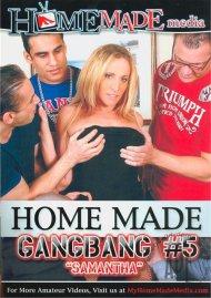Home Made Gangbang #5 Porn Movie