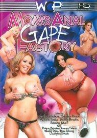 Mom's Anal Gape Factory Porn Video