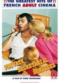 Private Secretarial Services Classic Porn Video Image from Alpha France.