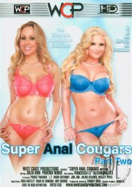 Super Anal Cougars Part Two Porn Video