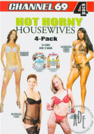 Hot Horny Housewives 4-Pack Porn Movie