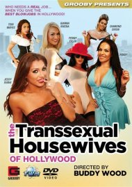 The Transsexual Housewives Of Hollywood DVD Image from Grooby Productions.