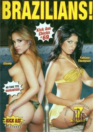 Kick Ass Chicks 69: Brazilians! Porn Video