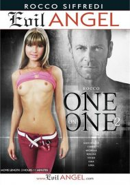 Rocco One On One #2 DVD Image from Evil Angel.
