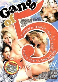 Gang of Five Porn Movie