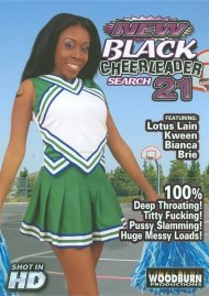 New Black Cheerleader Search 21 Porn Movie