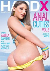 Anal Cuties Vol. 2 DVD Image from HardX.