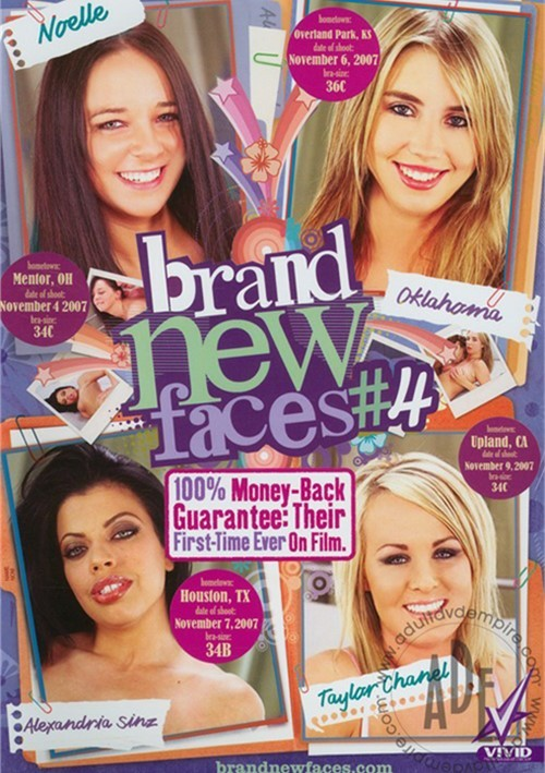 Brand New Faces #4
