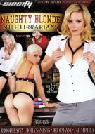 Naughty Blonde MILF Librarians Porn Movie