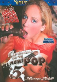 Cream On My Black Pop #5 Porn Video