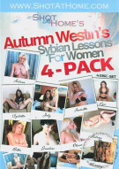 Autumn Westins Sybian Lessons For Women 4-Pack Porn Movie