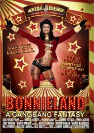 Bonnieland: A Gangbang Fantasy DVD Image from Mental Beauty.