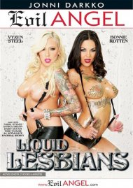 Liquid Lesbians HD Porn Video from Evil Angel!