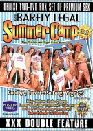 Barely Legal Summer Camp 1 & 2 Porn Movie