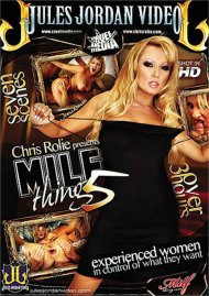 MILF Thing 5 DVD Image from Jules Jordan Video.