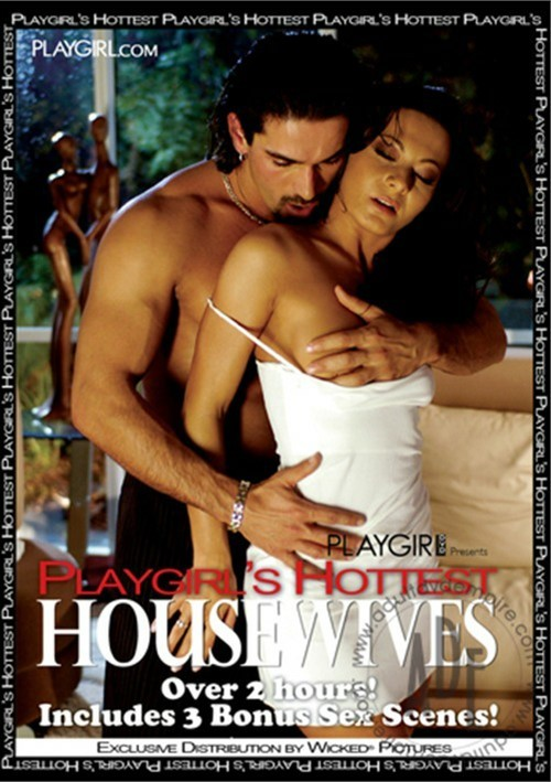 Playgirls Hottest Housewives
