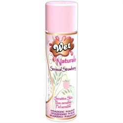 Wet Naturals Sensual Strawberry - 3.3 oz. Sex Toy