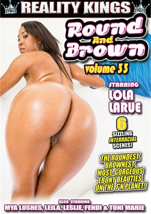 ������� � ���������� #33 / Round And Brown #33 (2014) DVDRip