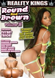 Round And Brown Vol. 38 DVD Image from Reality Kings.
