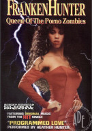 Franken Hunter: Queen Of The Porno Zombies Porn Movie