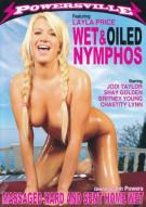 Wet & Oiled Nymphos Porn Video