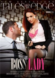 Boss Lady DVD Image from New Sensations.