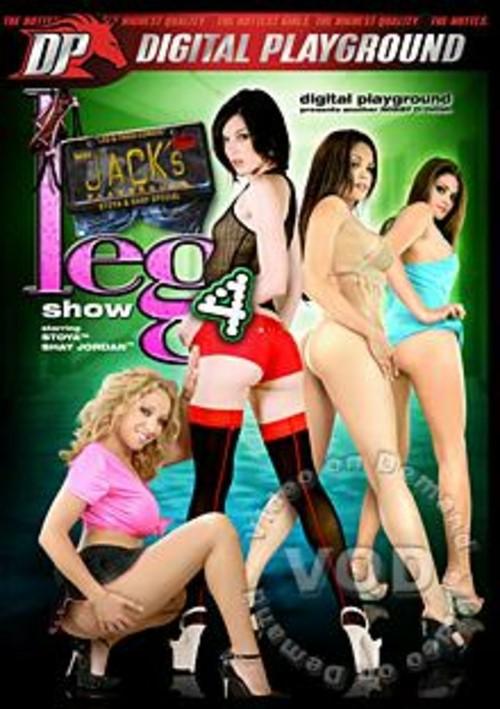 Jacks Playground: Leg Show 4