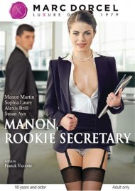 Watch Manon, Rookie Secretary HD Porn Video from Marc Dorcel.