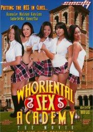 Whoriental Sex Academy: The Movie Porn Video